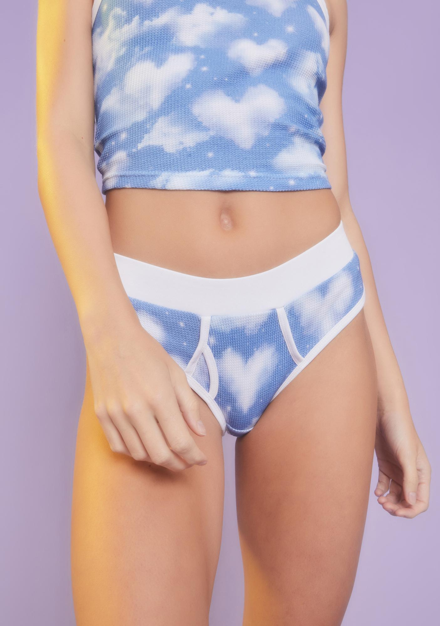 Sugar Thrillz Dreaming Of You Thermal Briefs