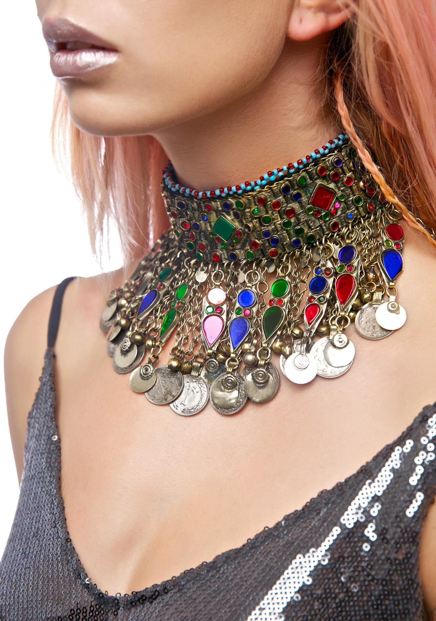 Rock n Rose Enora Choker Necklace