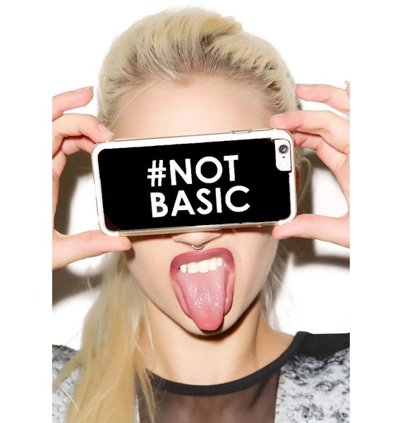 Zero Gravity #Not Basic iPhone 6 Case