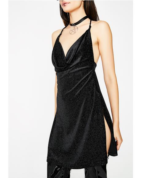 Party Vibin' Sparkle Dress