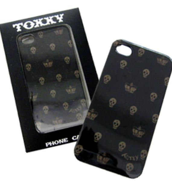 Skull Dots iPhone Case