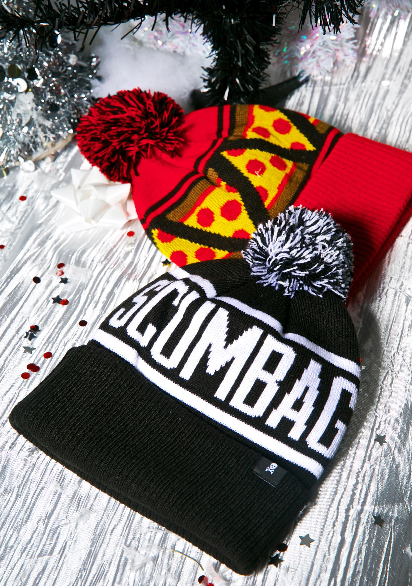 Sourpuss Clothing Scumbag Knit Beanie