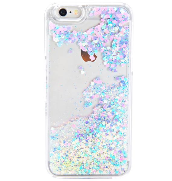Skinnydip Iridescent Glitter iPhone 6/6+ Case