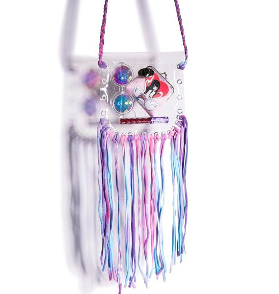 Lana Fringe Purse