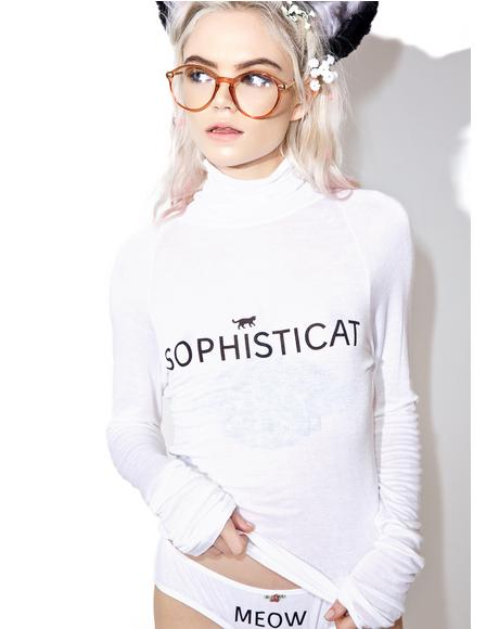 Sophisticat Pullover