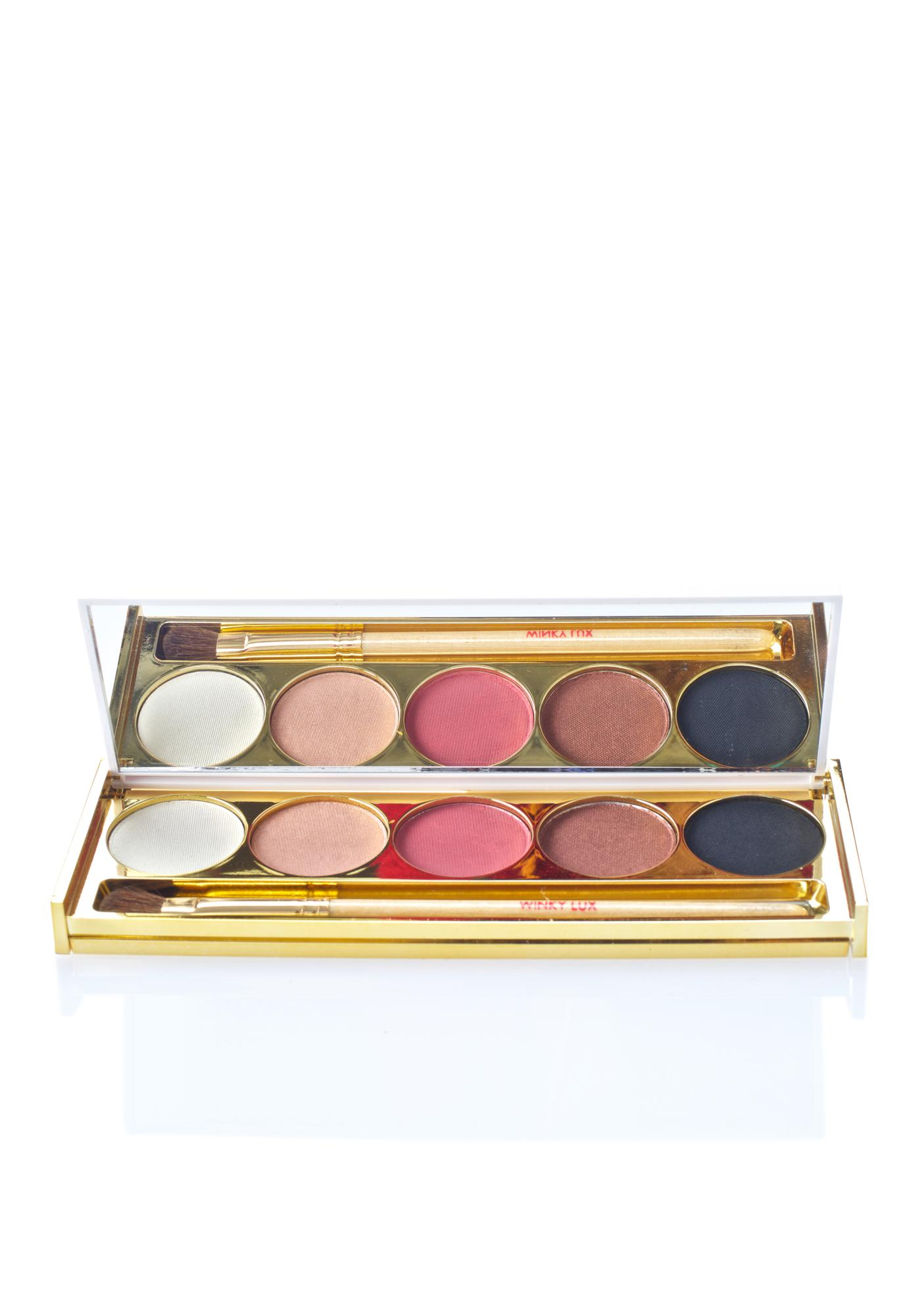 Winky Lux Smoke and Roses Eye Shadow Palette