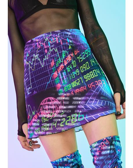 Time Continuum Mesh Skirt
