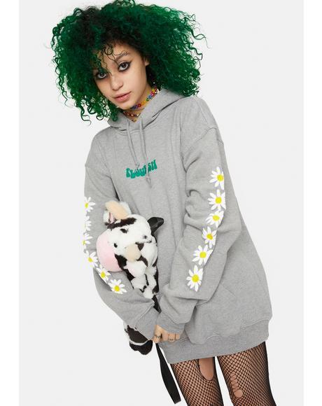 Flourish Daisy Hoodie