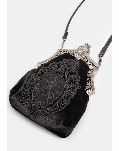 Ticking Time Bomb Crossbody Bag