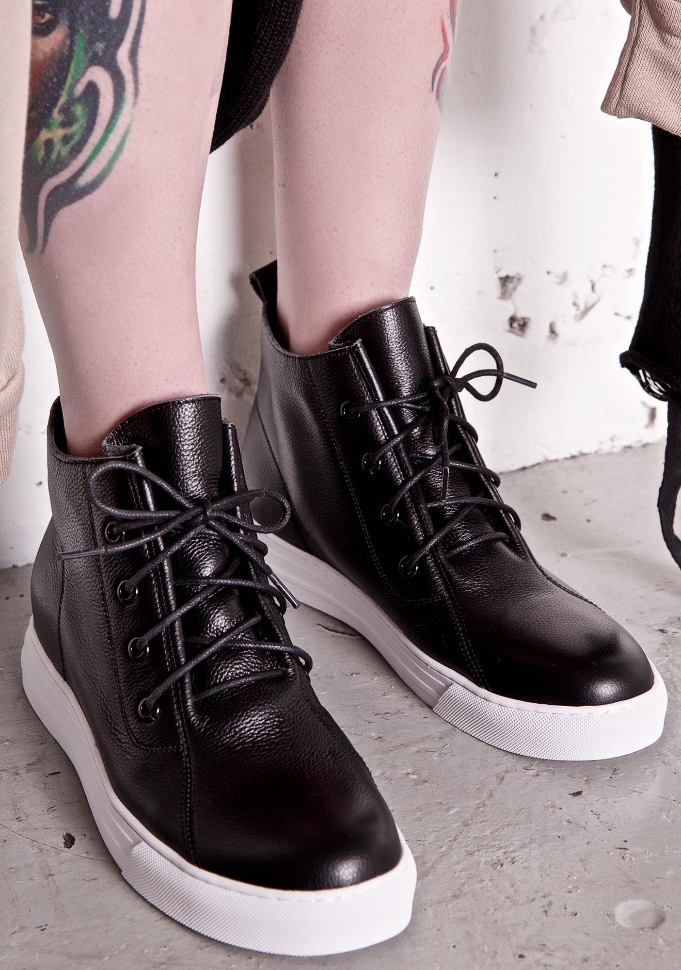 Soma High Top Sneakers