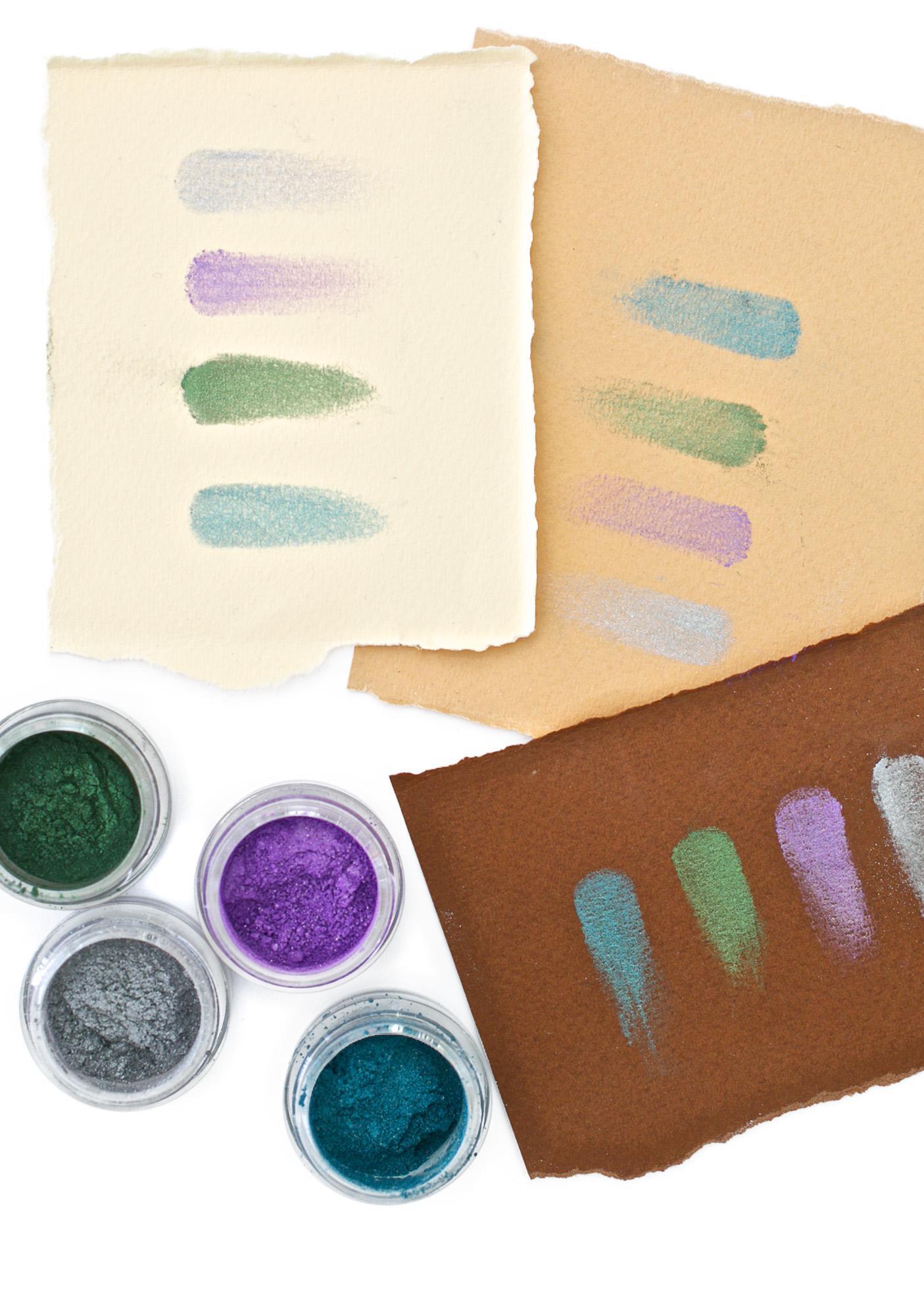 Concrete Minerals Lithium Mineral Eyeshadow