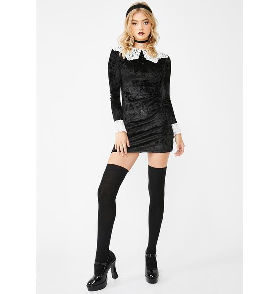 Dolls Kill Teenage Witch Costume Dress
