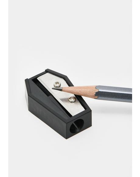 Coffin Pencil Sharpener