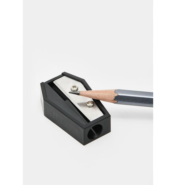 Killstar Coffin Pencil Sharpener