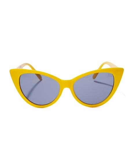 Sunshine Meow Meow Sunglasses