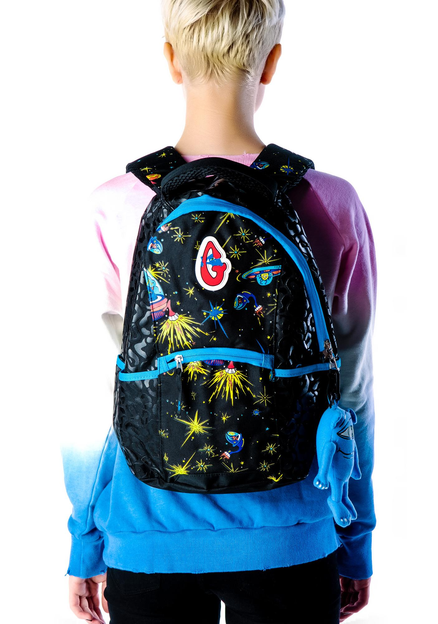 Grawzulz Alien Adventure Backpack