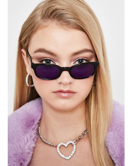 Fairy Funk Square Sunglasses
