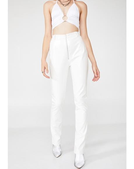 Nixie PU Pants