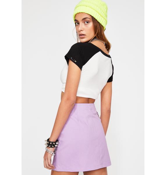 Magic Trust Fund Mini Skirt
