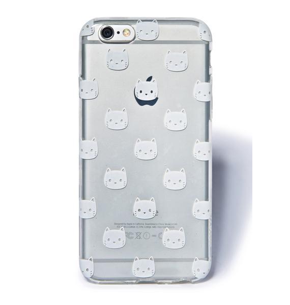 Kittie Kat iPhone 6 Case