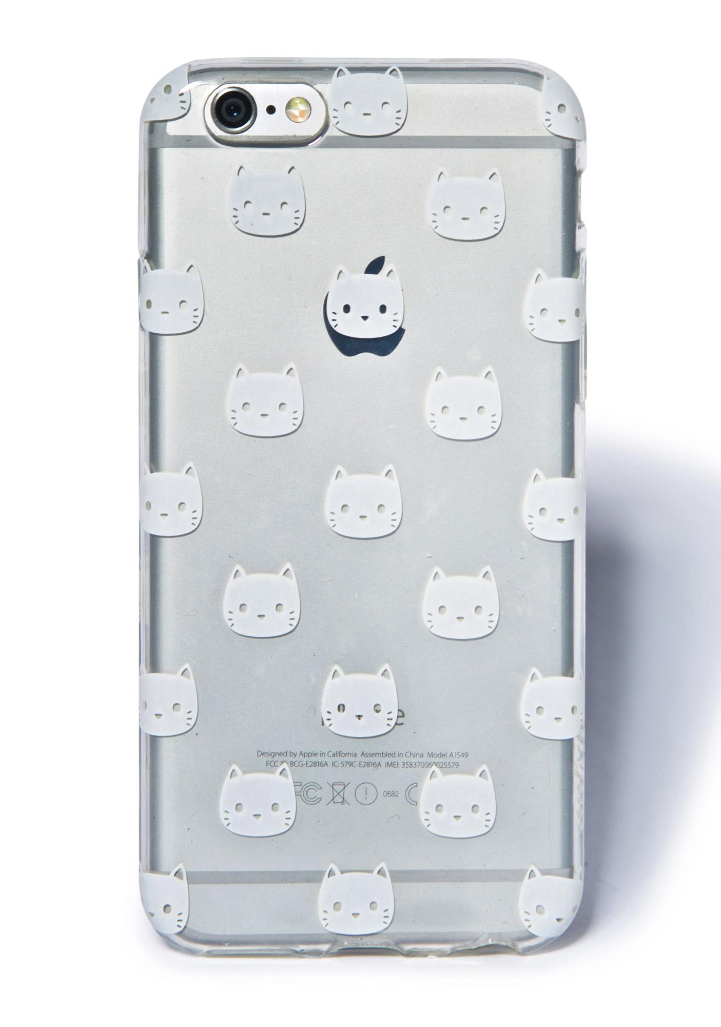 Kittie Kat iPhone 6 Case