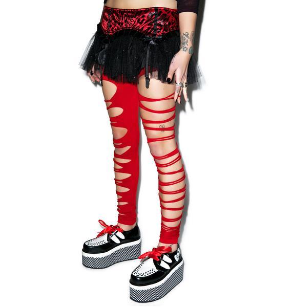 J Valentine Luv Me Down Leggings
