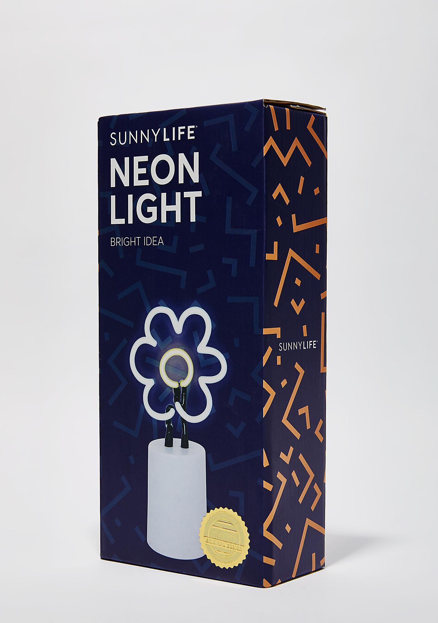 Crazy Daizy Neon Light