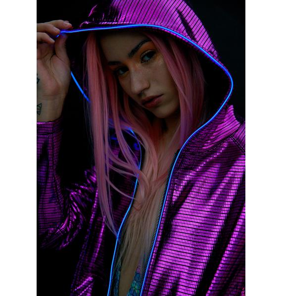 Electric Styles Electro Light-Up Hoodie