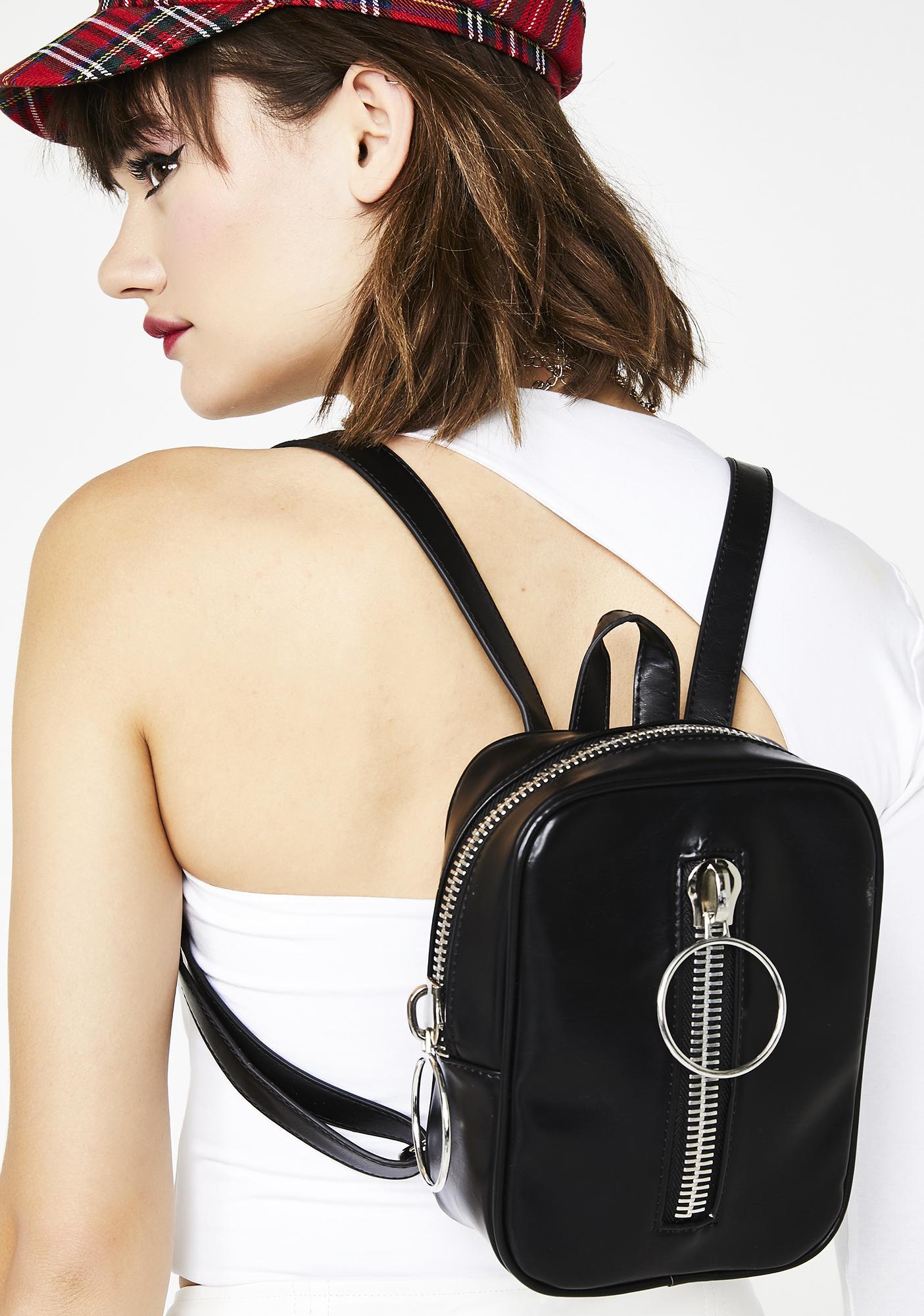 Current Mood Onyx Slimelight Mini Backpack