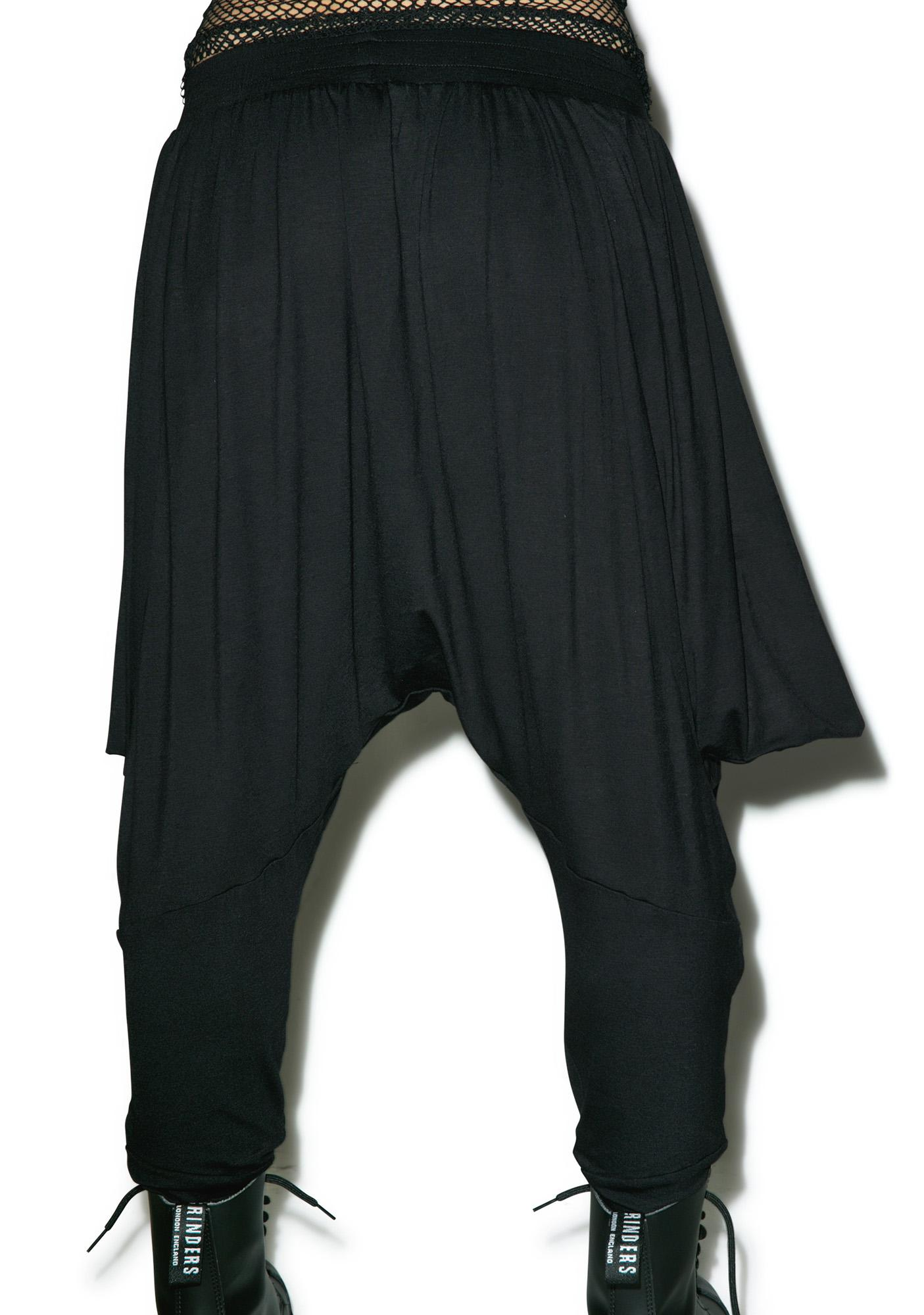 Widow Cult Nation Harem Pants
