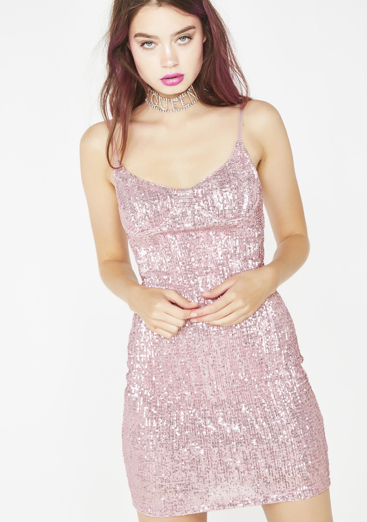 Miss High Beamz Bustier Dress