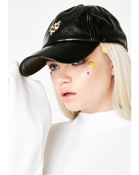 Leopard Hat Cap