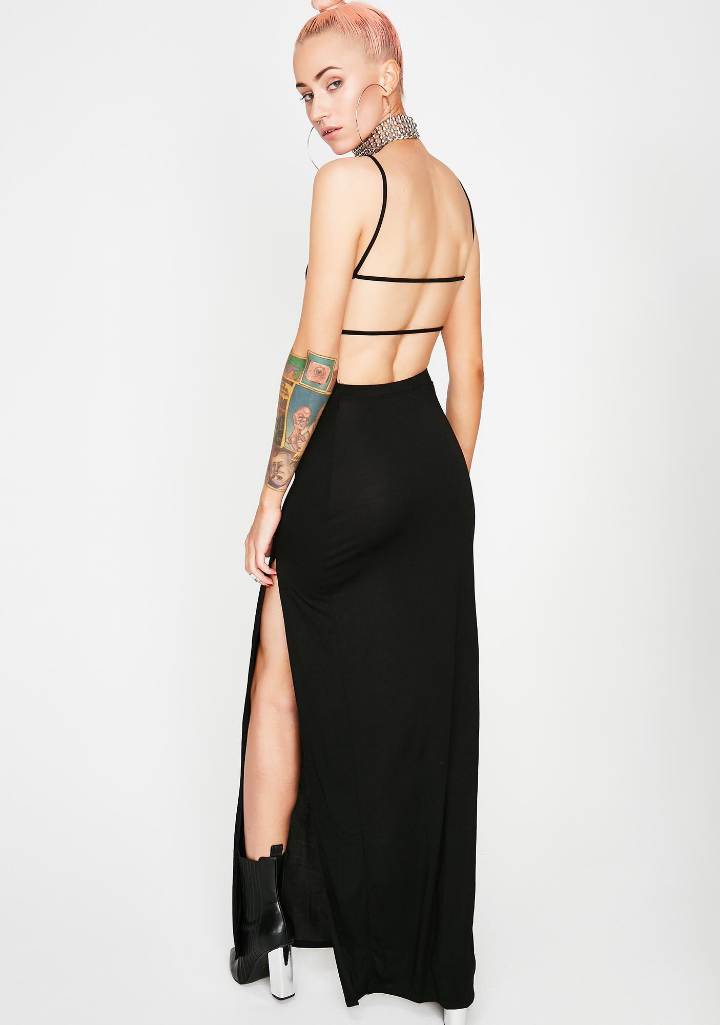 Keep It Simple Maxi Dress