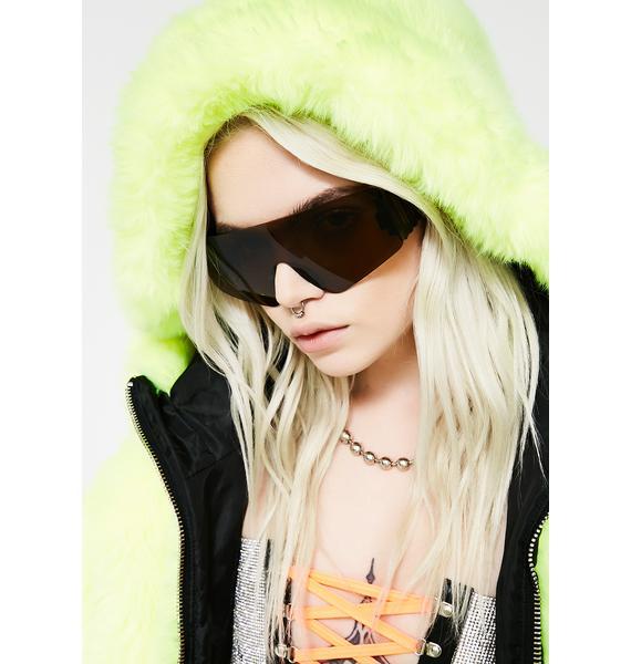 Aleali Shield Sunglasses