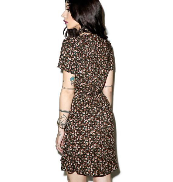 Valfré Mon Cheri Wrap Dress