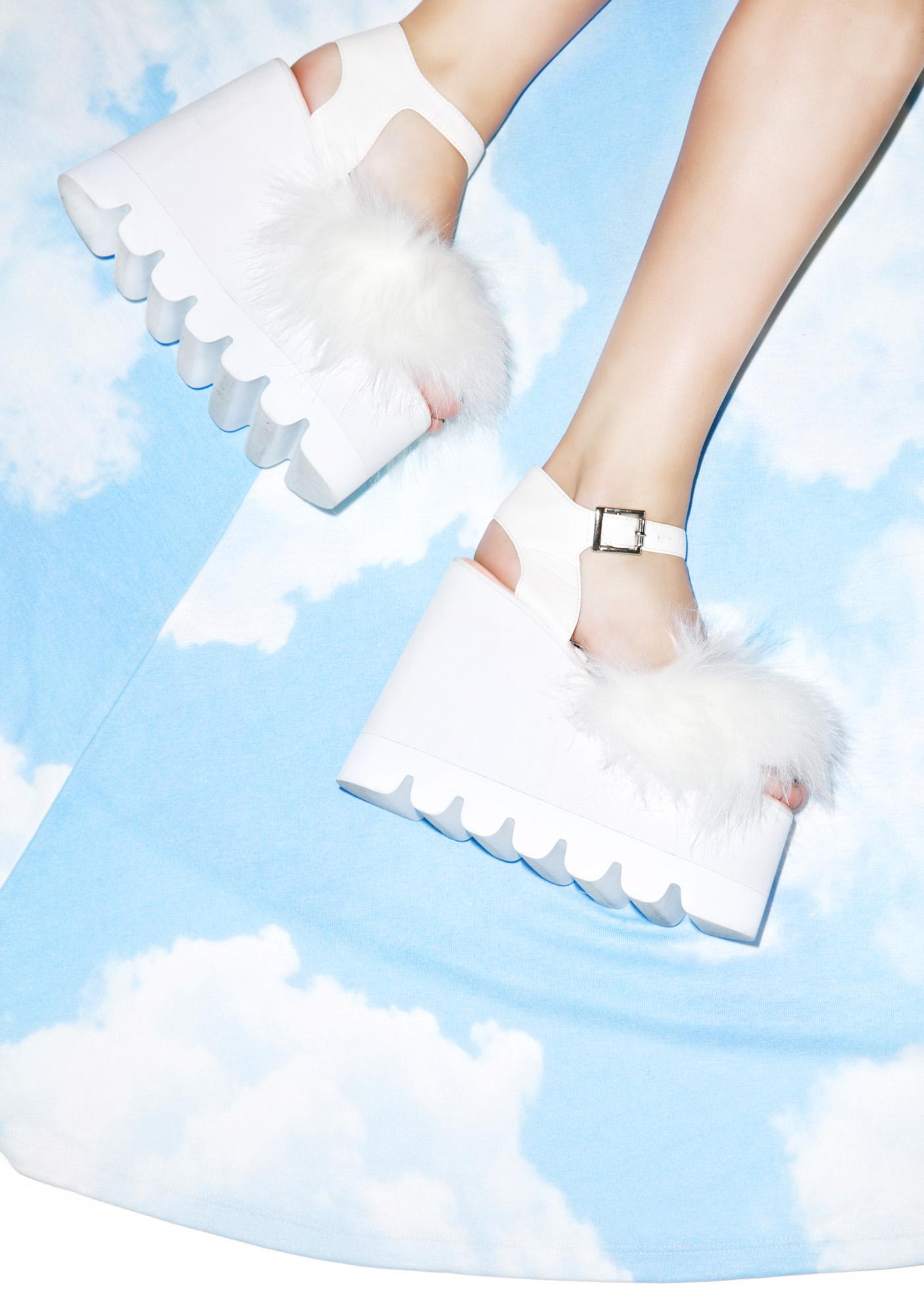 Current Mood Cloud Nine Sandals