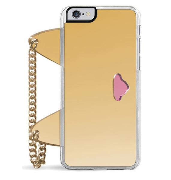 Zero Gravity Cat Clutch iPhone 6 Case