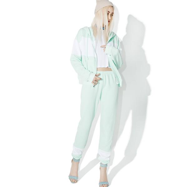Wildfox Couture Blocked Knox Pants