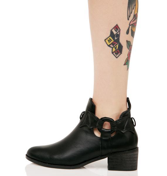 Iron Fist Wingman Boots
