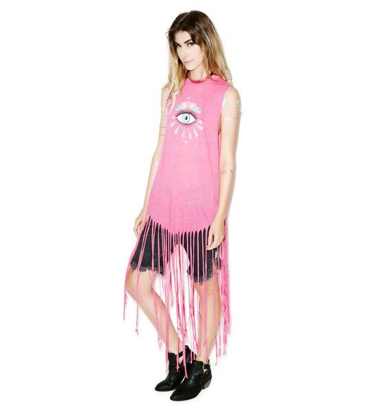 Wildfox Couture Third Eye Gypsy Tank