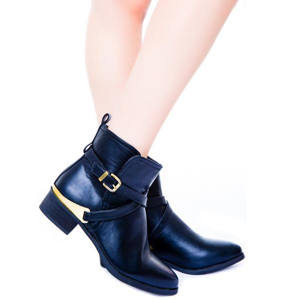 Swing Low Boot