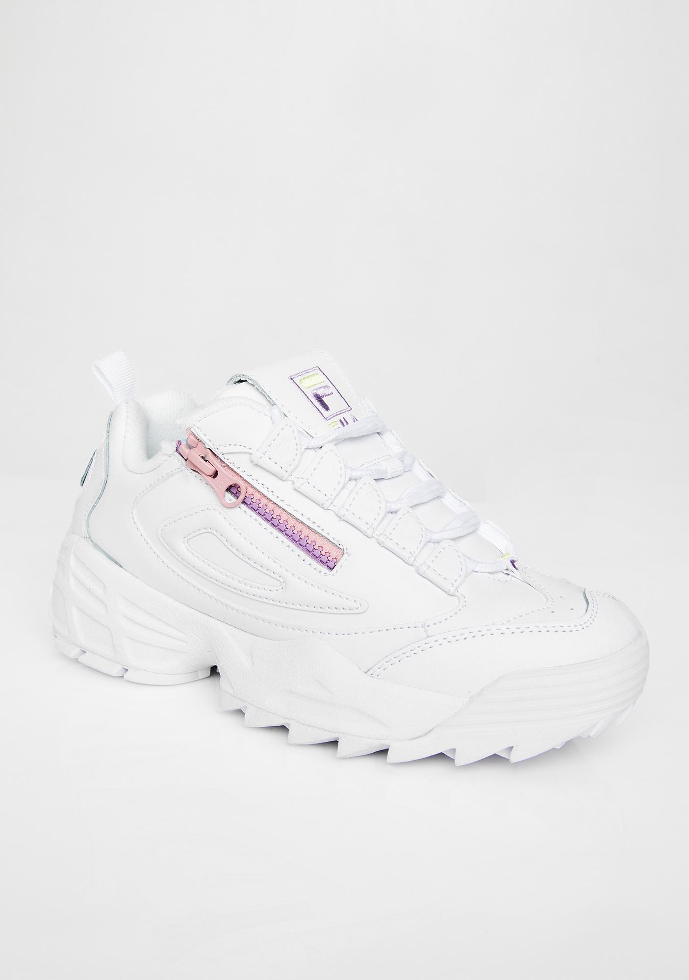 Icy Disruptor 3 Zip Sneakers