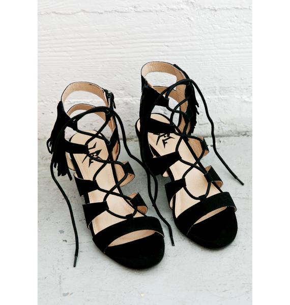 Lust For Life Dune Baby Fringe Sandals