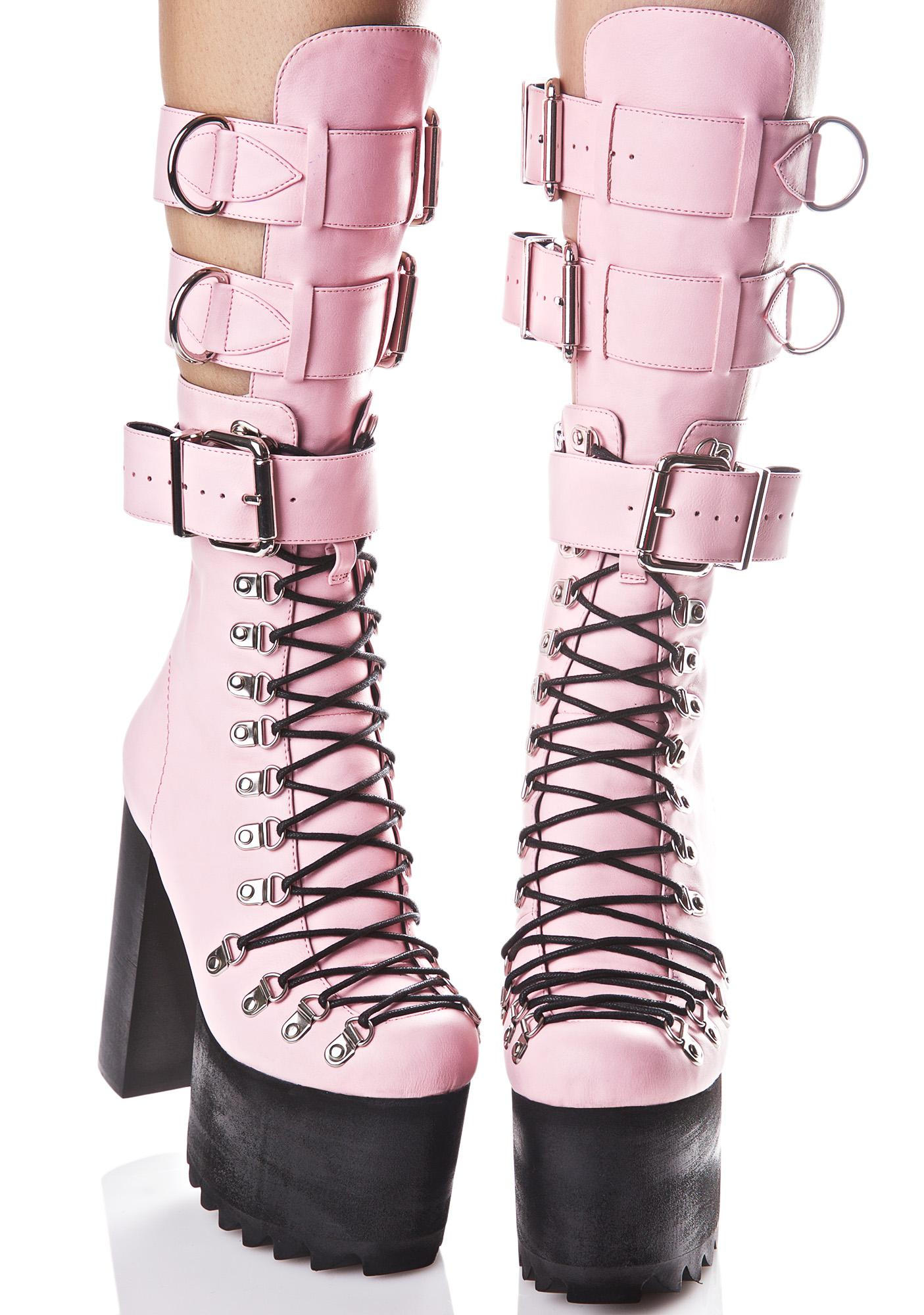 Current Mood Love Defender Boots