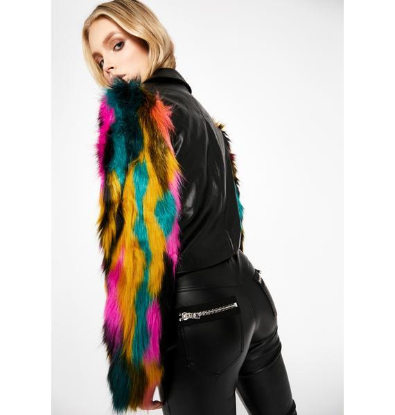 Glam Monster Moto Jacket