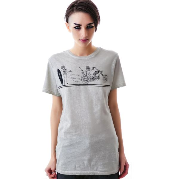 Iron Fist Ride Alone Short Sleeve Tee