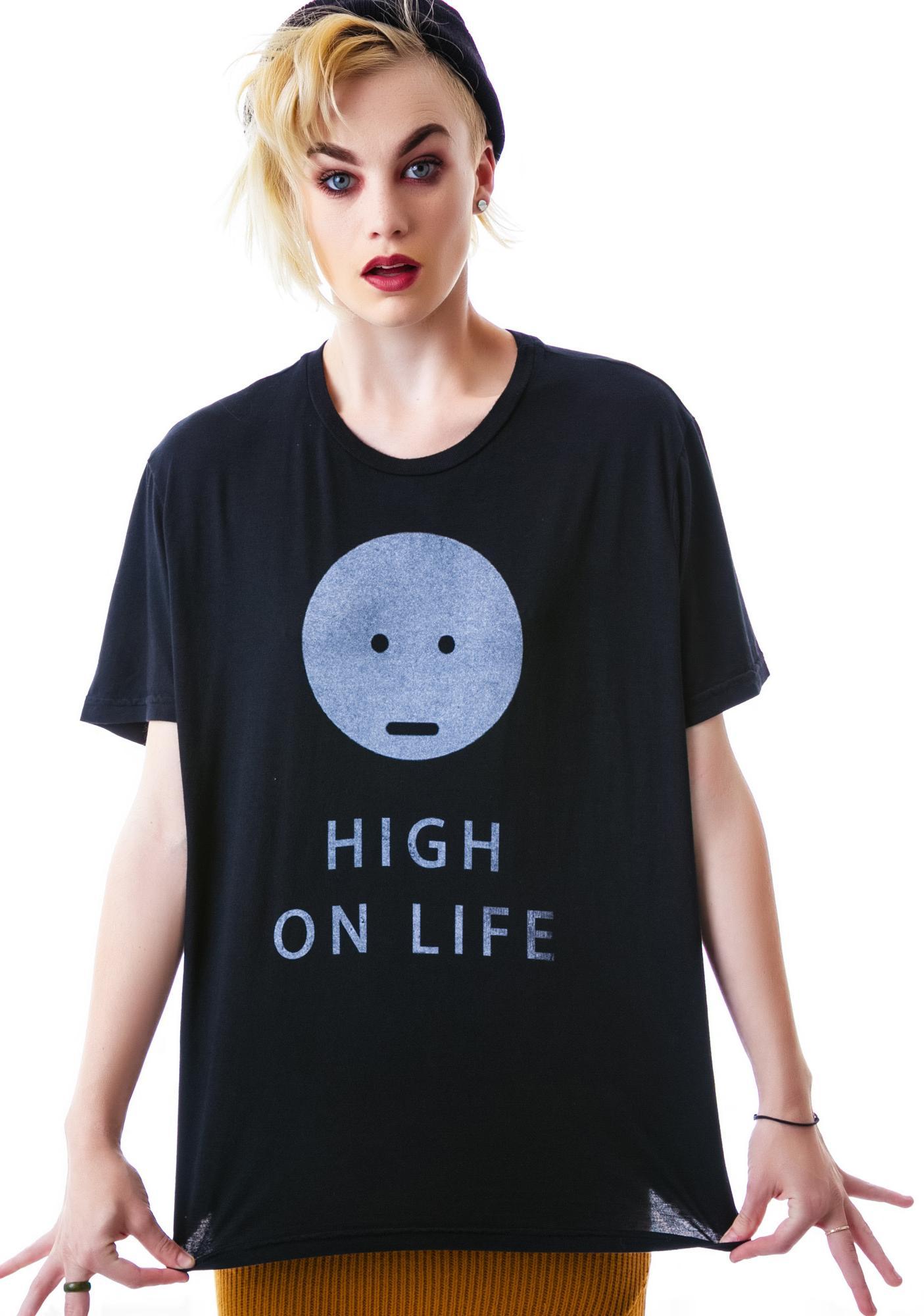 Kill City High On Life Tee