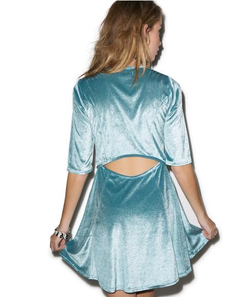Spur Mini Dress