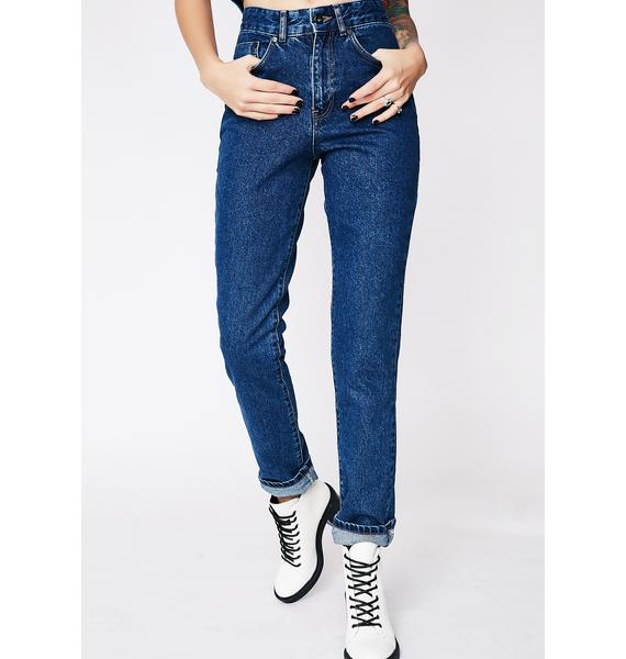 The Ragged Priest Superstar Jeans