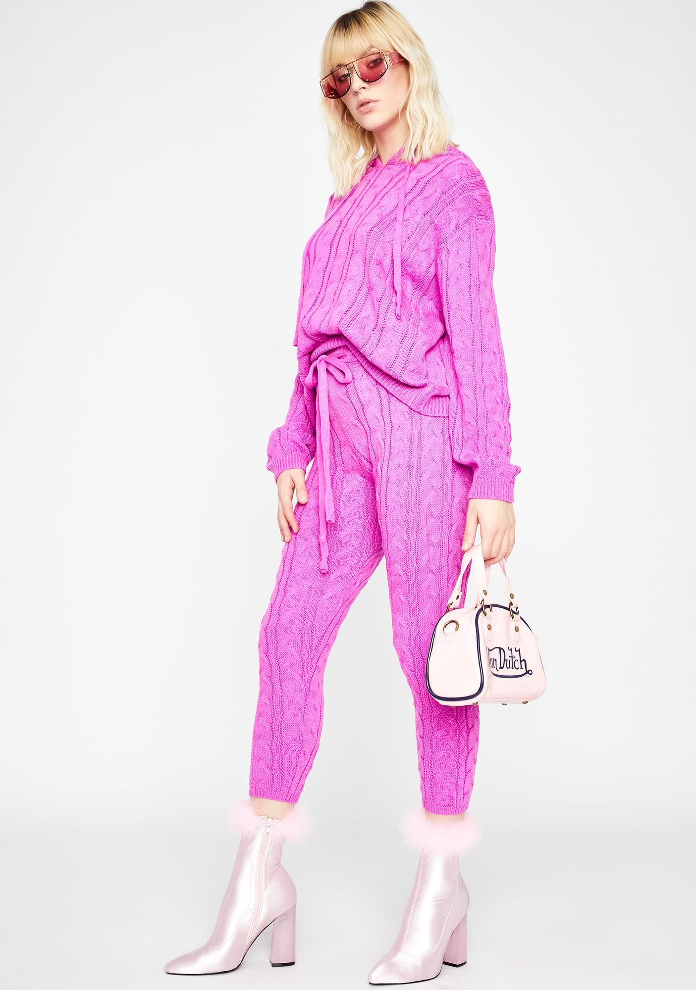 Cozy Kween Knit Set